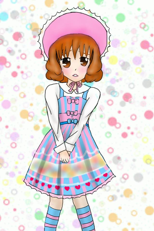 Sakura Fairy Princess by sebasmermaid