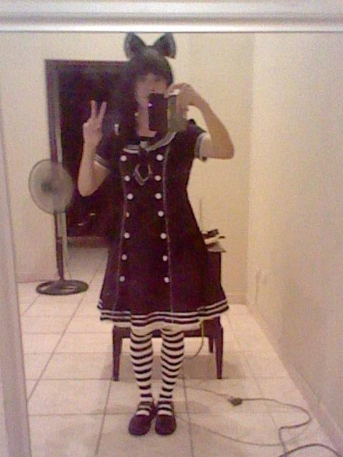 Sailor lolita new dress by sebasmermaid