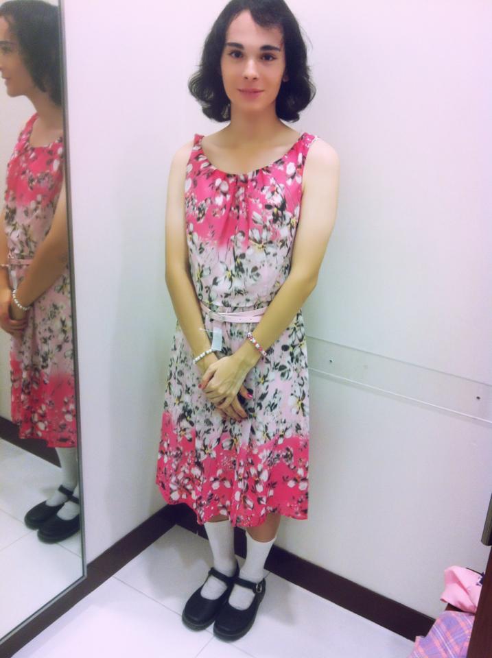 in the mall by sebasmermaid