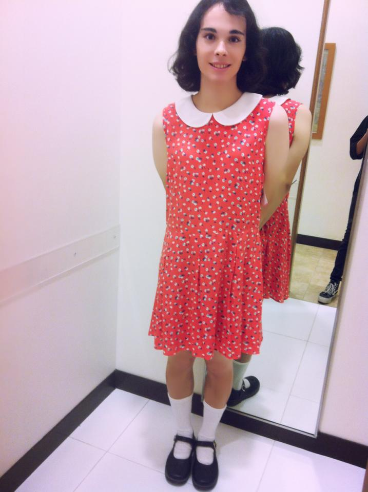 In the mall 2 by sebasmermaid