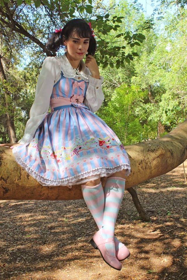 flirty girl by sebasmermaid