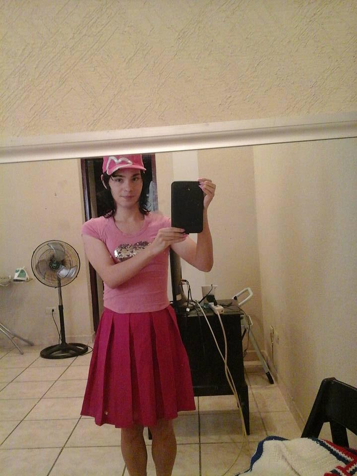 I am barbie girl by sebasmermaid