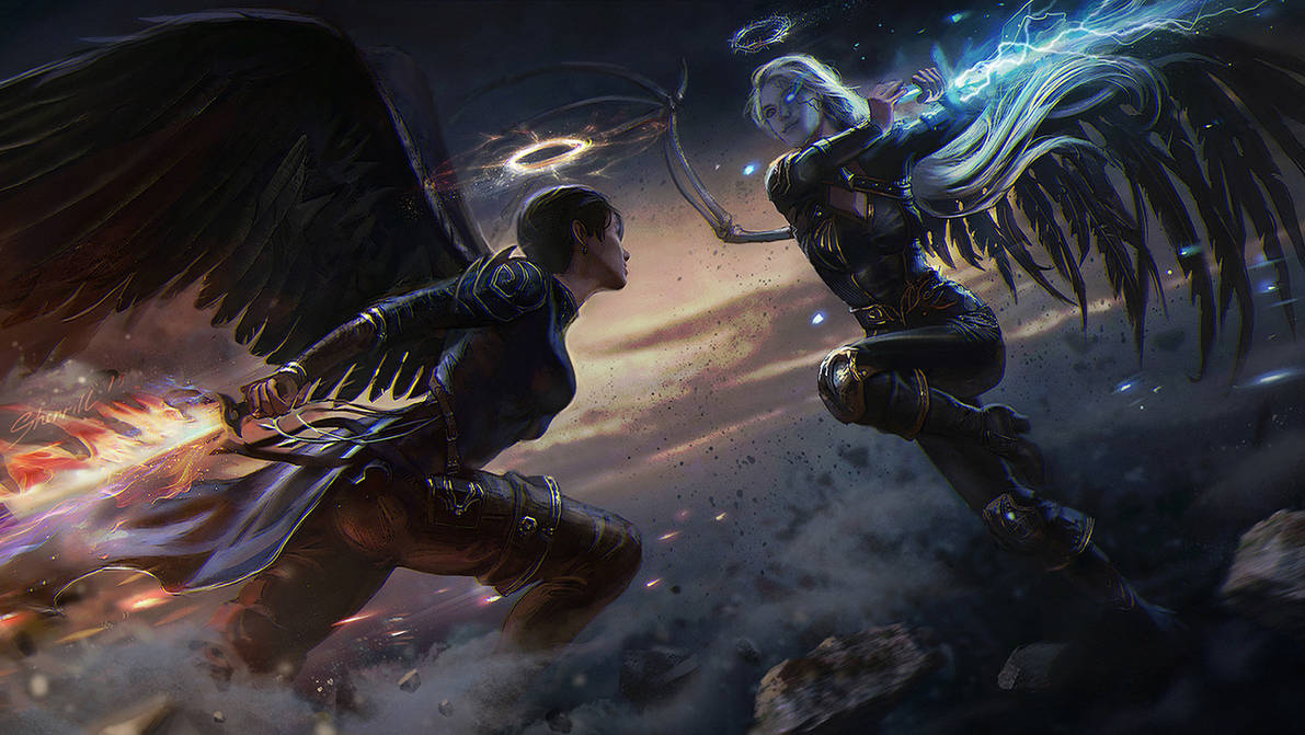 Commission: The Battle