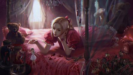 Commission: Dolls
