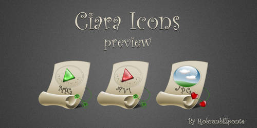 Ciara Icons Preview