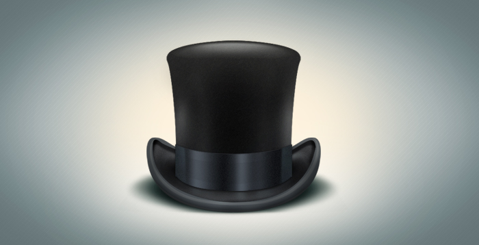 Top Hat by Robsonbillponte666