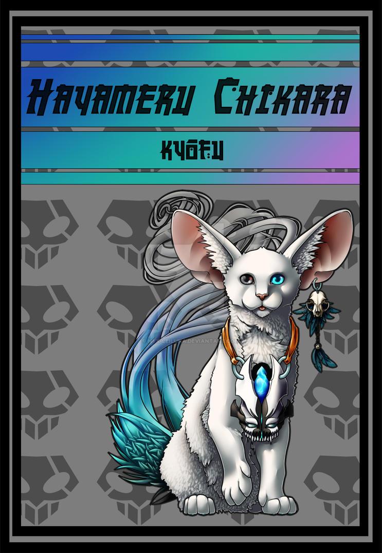 hayameru chikara DA by Nyx-Leiluna