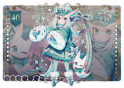 [Closed] Adoptable 40 [Auction]