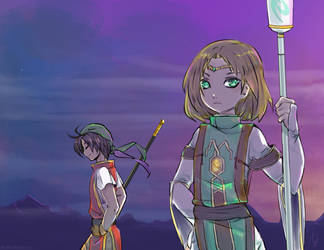 Suikoden 1+2 by betsuni