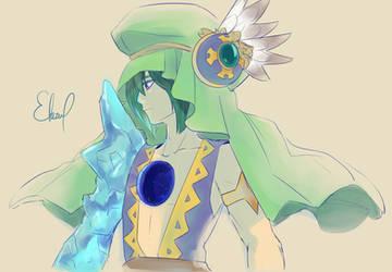 Jumi knight by betsuni