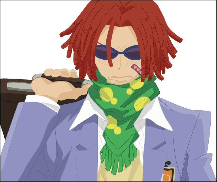 Ritsu Kasanoda: Bossa Nova-kun by Crimmy-kun on DeviantArt Ouran Highschool Host Club Kasanoda