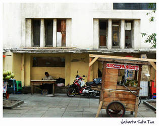 Jakarta Kota Tua by Peacefull