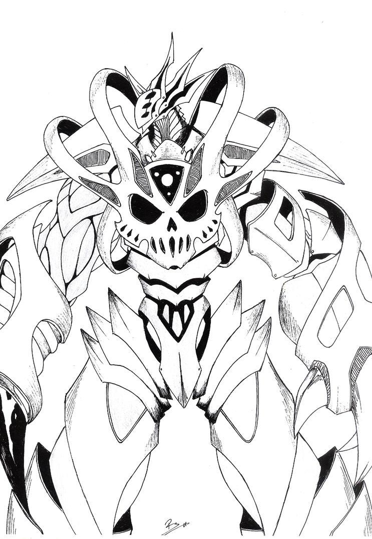 Deviantart More Like   Yugioh Monster Tattoo