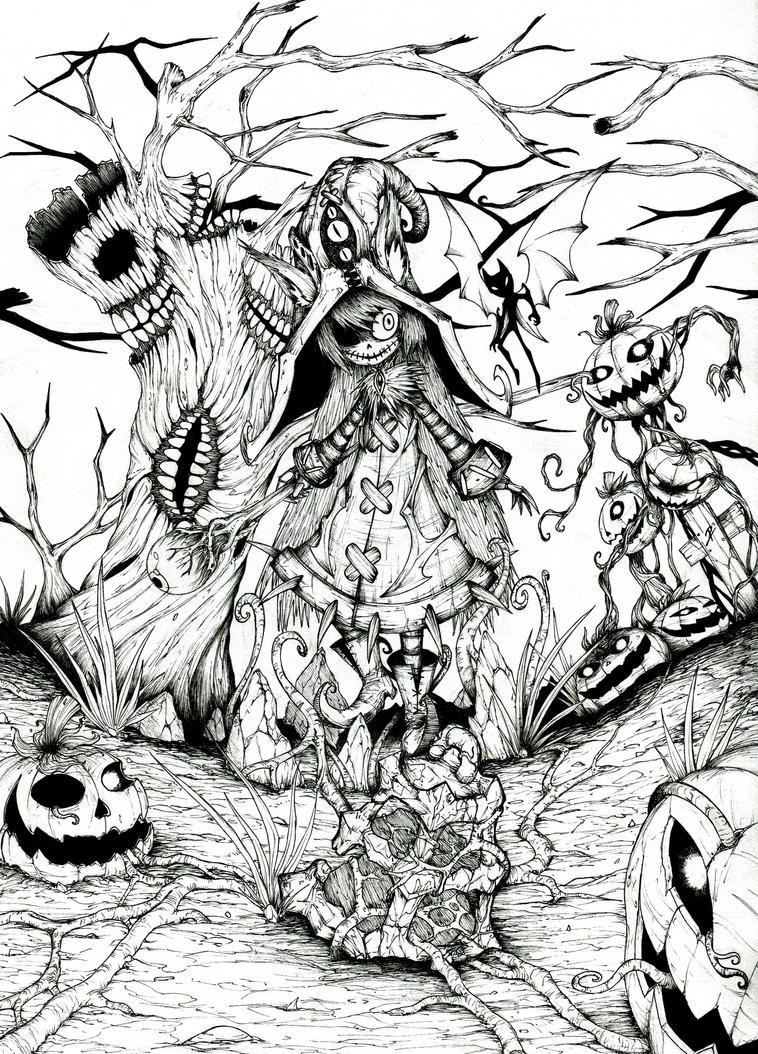Terrordoll Lulu by phantom62