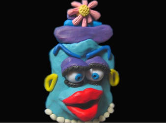 Don Carlson Animation - Booberry in drag
