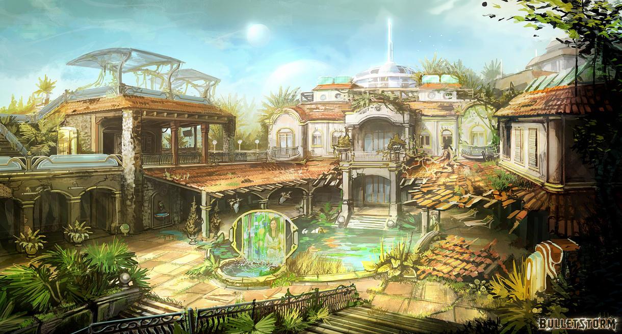 Modern villa by M-Wojtala