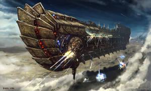 Ulysses Spaceship