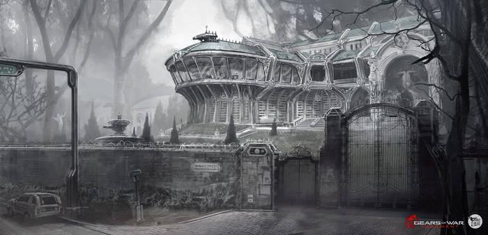 Misty Mansion