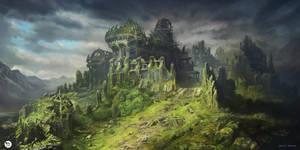Armored Castle Ruin