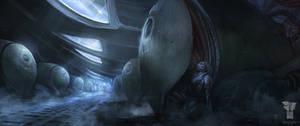 Spaceship Biotanks