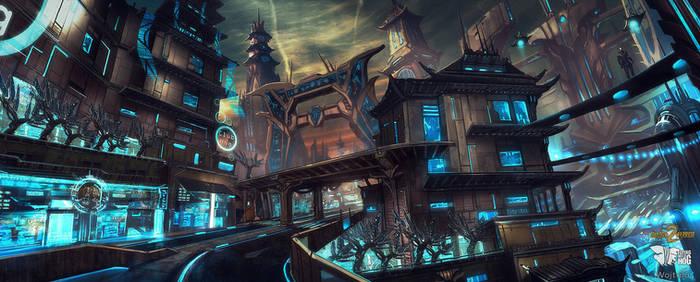 Shadow Warrior 2 : First Cyber City