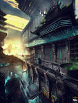 Shadow Warrior 2 : Cyber City