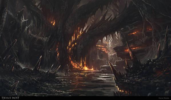 Devil's Hunt | Hell setting 1