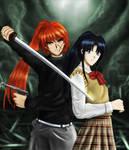 The Future - Kenshin and Kaoru by LoiCasade