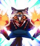 Rocket raccoon!