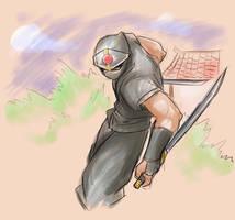 Ninja by thepasswordis-123456
