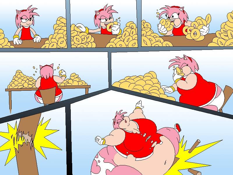Amy Comic By Thepasswordis 123456 On Deviantart