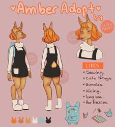 Adopt - Amber the Llama 2!