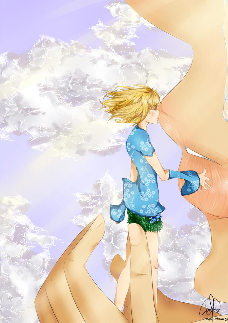 CamLukas - A tiny goodbye kiss by SayuYazawa