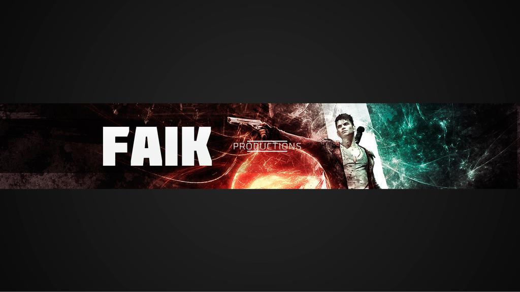 Banner DMC YouTube 2013 by Faik221 on DeviantArt