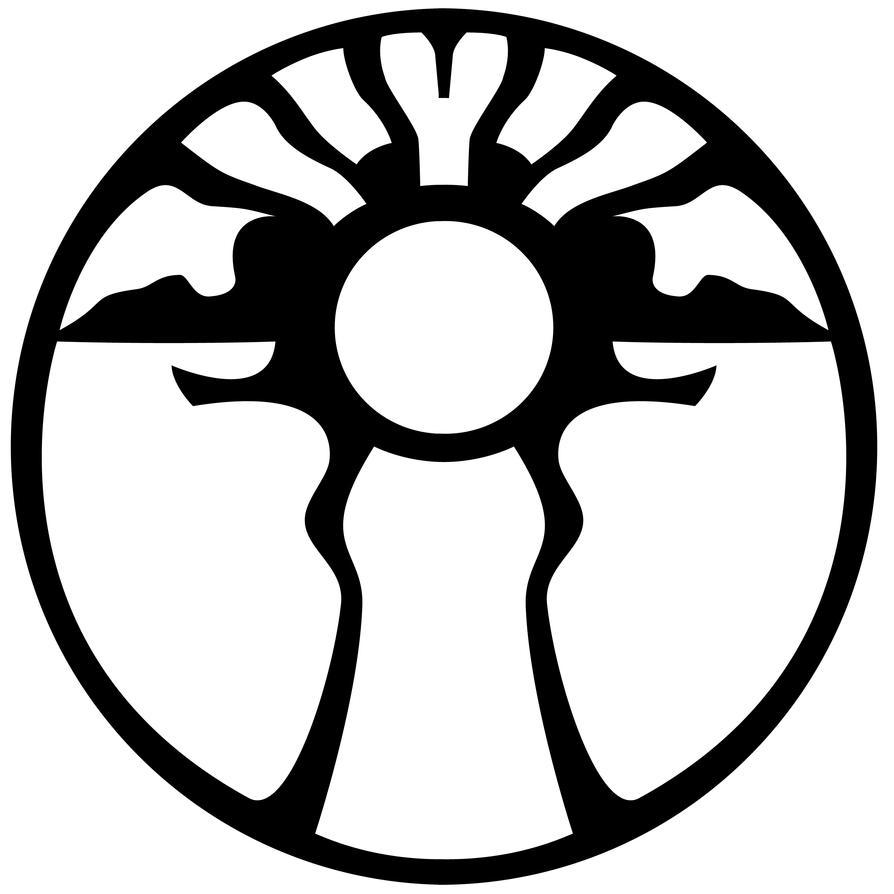 Loksr Sunlight Glyph Vectorized By Nousernameremain On Deviantart