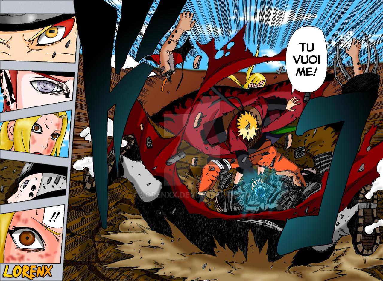 Naruto Sage Mode 430