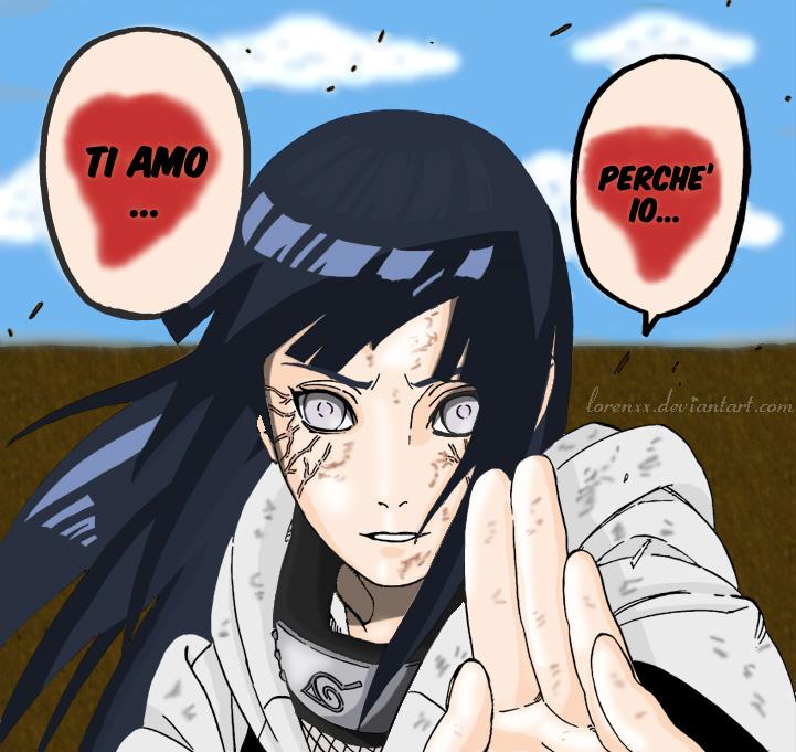 Naruto 437 'Hinata's Love'