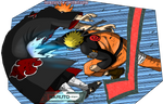 Naruto Vs Deva Pain