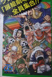 One Piece Green-Retro Cover RQ