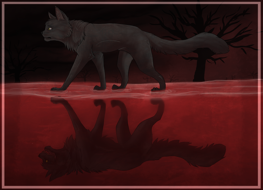 into the darkness by DarkBroken