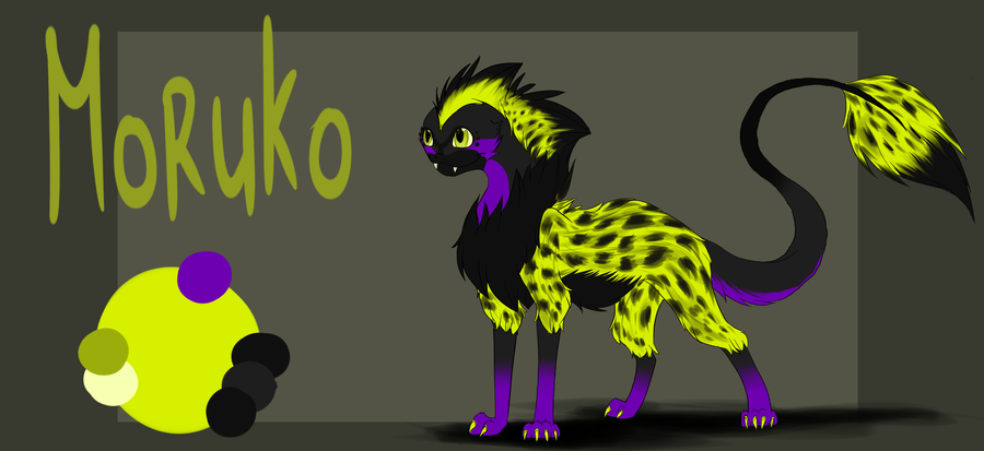 Moruko by DarkBroken