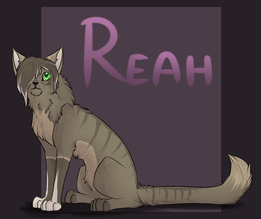 Reah by DarkBroken
