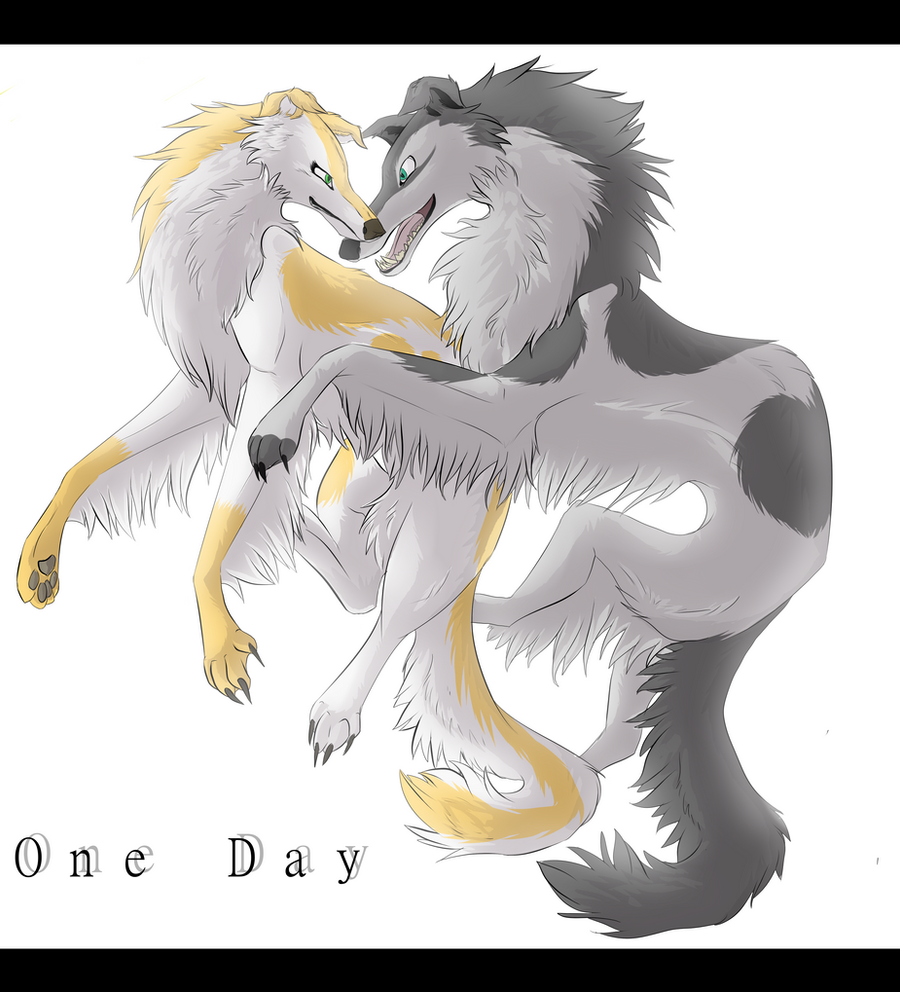 one day by DarkBroken