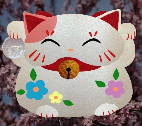Pretty Luck Kitty by UnluckyPrincess