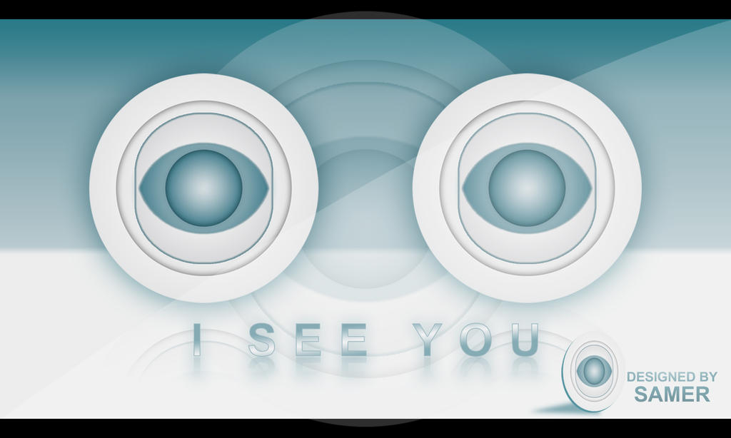 I see you, wallpaper by Samer2010