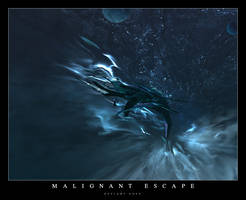 Malignant Escape by DefiantSage