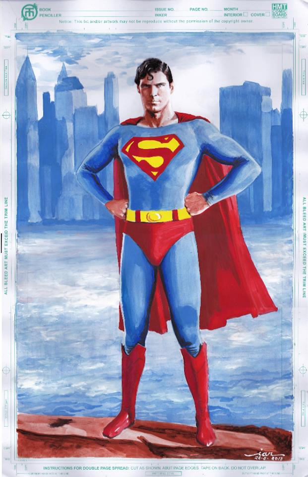 superman the story of christopher reeve essay Four short essays about superman i was a young child when the first christopher reeve superman movies came out  because we like him in the story so that's.