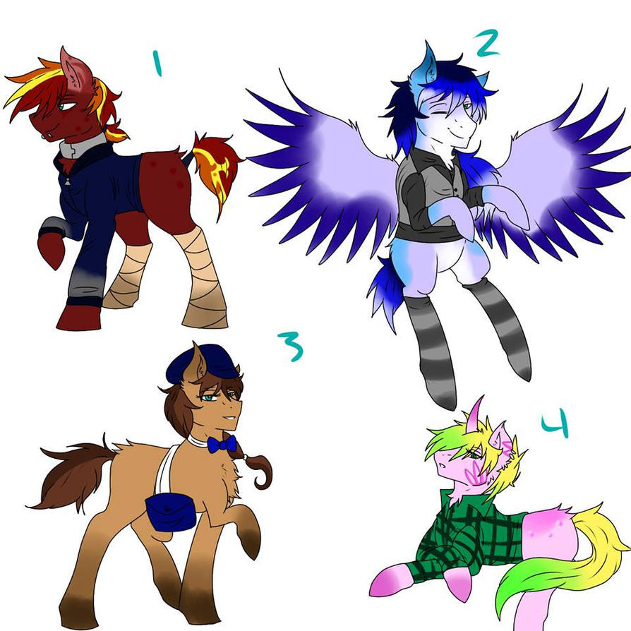 -Quick MLP Adopts- [OPEN] by SidStraws