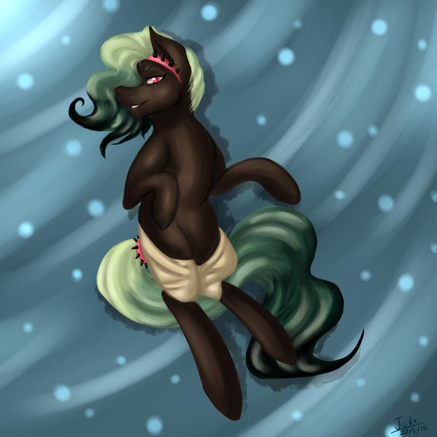 That one badass pony by SidStraws
