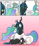 Diplomacy, Equestria Style
